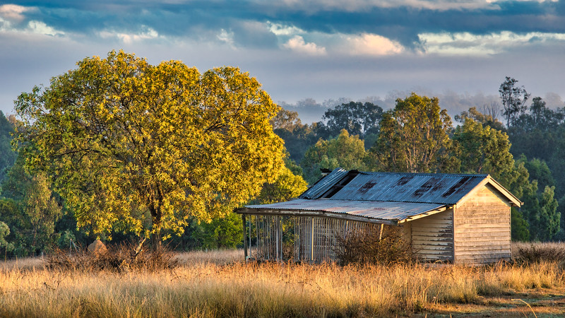 South Ripley Hut
