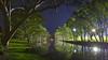 Condamine River at Night