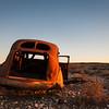 Rusty Car. My Lyndhurst Station, South Australia