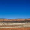 Camelscape. Eastern MacDonnell Ranges, Northern Territory, Australia