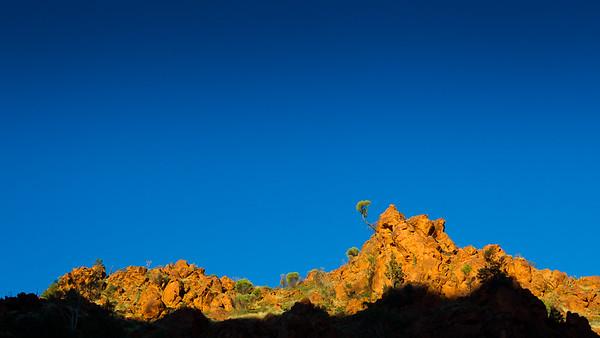 N'Dhala Gorge, Northern Territory, Australia
