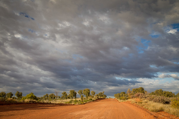 Mereenie Loop Rd, Central Australia