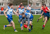 8 April 2017 at Burnbrae, Milngavie. <br /> The Haggis Cup Tournament.<br /> Glasgow Sharks v Wandworth Demons 2