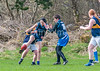 8 April 2017 at Burnbrae, Milngavie. <br /> The Haggis Cup Women's Tournament<br /> Giants-Hawks v Glasgow Sharks