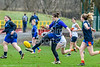 14 April 2018 at the West of Scotland Rugby Clyb, Bearsden, Glasgow. The 2018 Haggis Cup.<br /> Greater Glasgow Giants v Glasgow Sharks