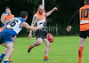 13 August 2016 at Linlithgow Rugby Club. SARFL Grand Final -  Glasgow Sharks v Greater Glasgow Giants