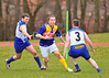 Aberdeen Dingoes were the visitors to Glasgow Sharks at Nethercraigs, on 26 March 2011.