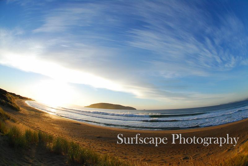 Sandpits, South Arm ,Tasmania