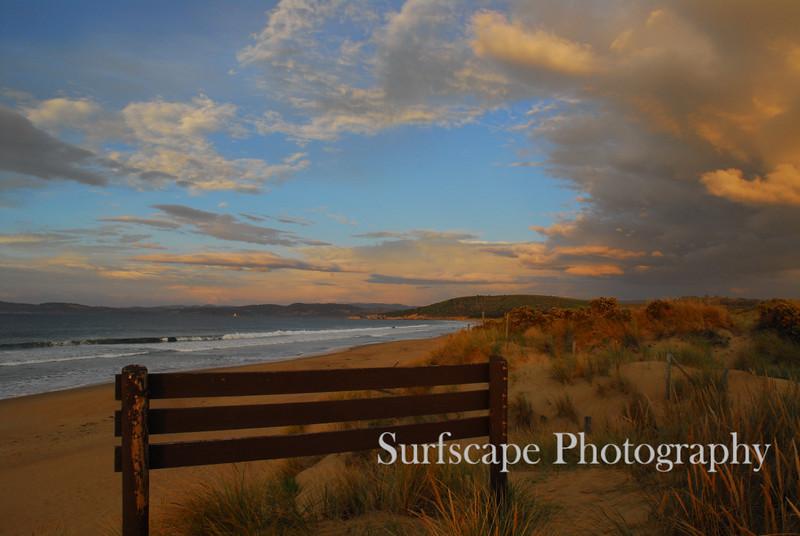 Approaching Storm, Tasmania