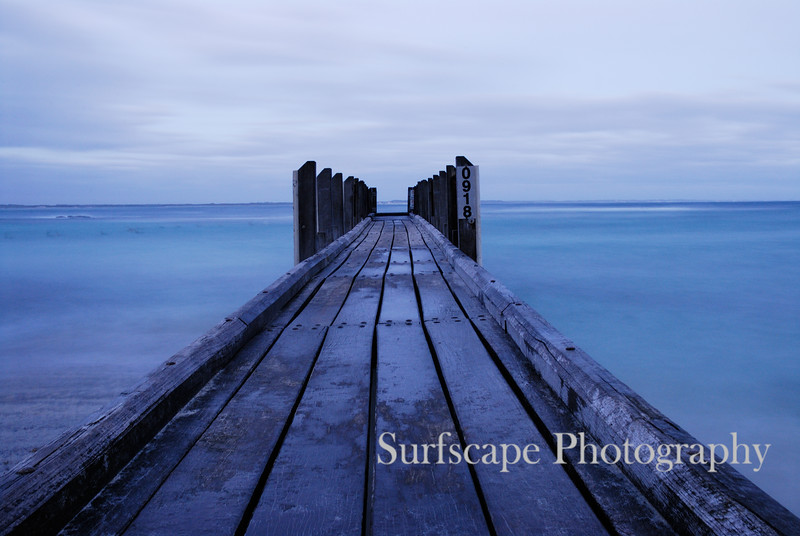 Flinders Bay Jetty, Augusta, WA