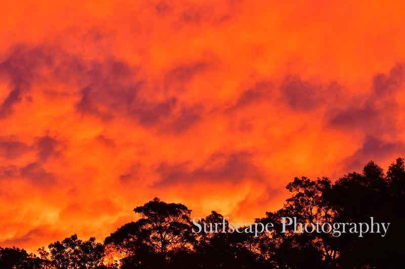 Cowaramup sunset