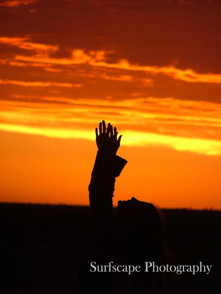 Pray to the Heavens