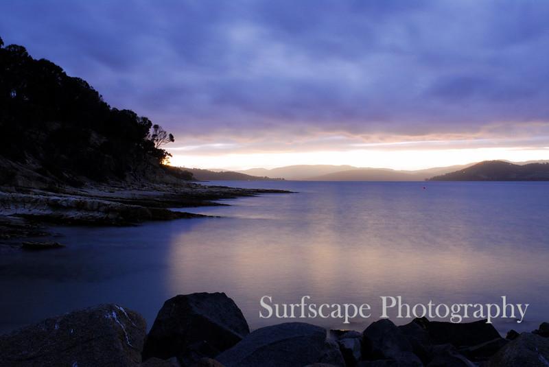 South Arm Sunset,Tasmania