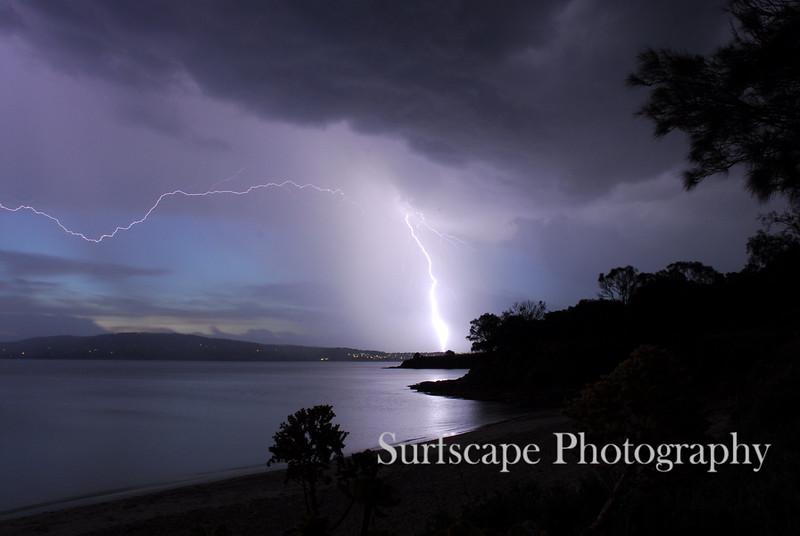 Halfmoon Bay Tasmania