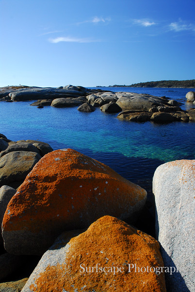 Binalong Bay,Tasmania