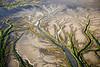 """Paysage de """"mudflats"""" sur le littoral du golfe de Carpentarie, au nord de Burketown. Queensland/Australie"""