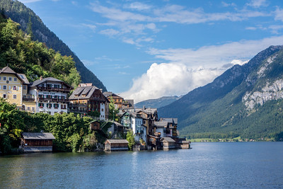 Town of Hallstatt