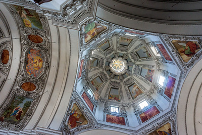 Salzburg Cathederal Dome