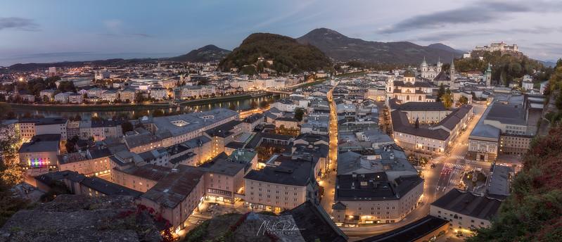 Salzburg Panoramic