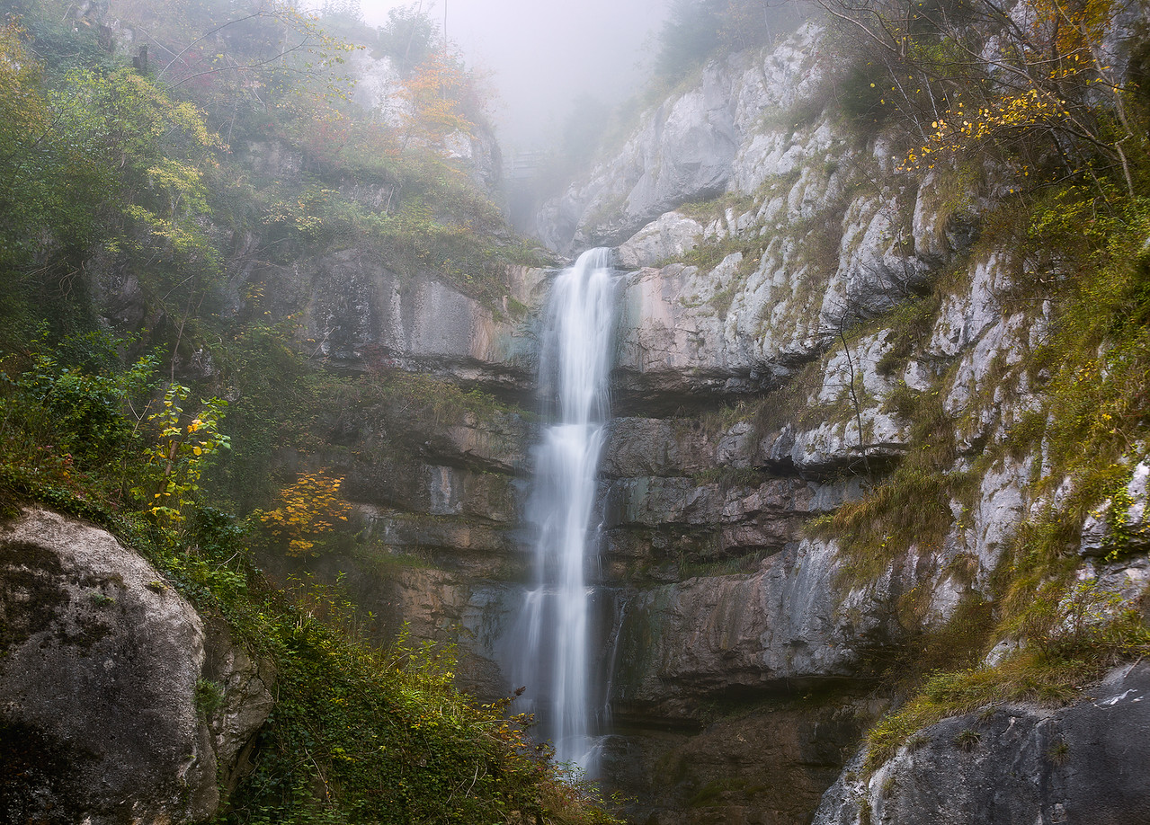 Water & Fog