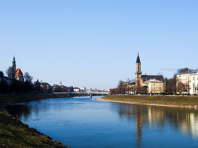 Salzburg Riverside