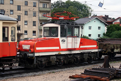 1) 24 010 at Vorchdorf Eggenberg on 6th August 2006