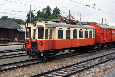 20 113 at Vorchdorf Eggenberg on 6th August 2006