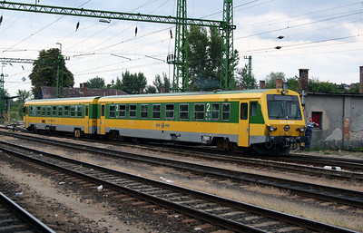 GYSEV, 5147 511 at Sopron on 10th August 2006