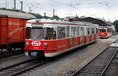 22 236 at Vorchdorf Eggenberg on 6th August 2006