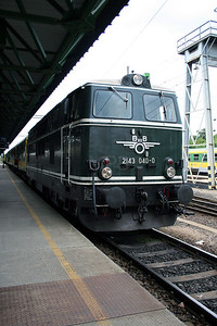 3) 2143 040 at Sopron on 10th August 2006