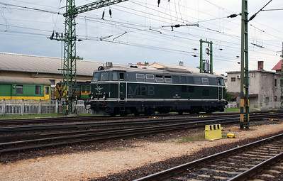1) 2143 040 at Sopron on 10th August 2006