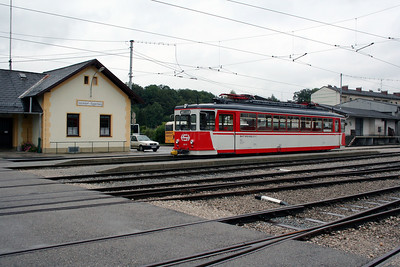 2) 22 111 at Vorchdorf Eggenberg on 6th August 2006