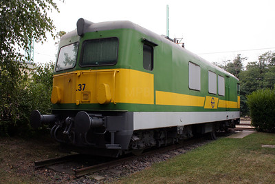 2) GYSEV, x11.37 at Wulkaprodersdorf on 9th August 2007