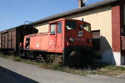 2062 057_b at Vienna Sud (Ost) Depot on 7th August 2008