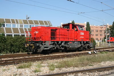 2070 065_a at Vienna Sud (Ost) on 7th August 2008