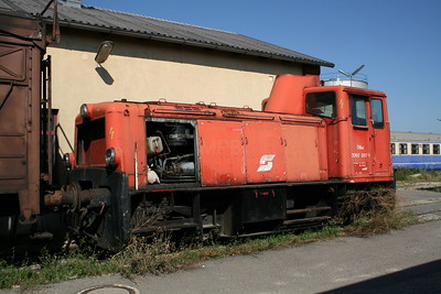2062 057_a at Vienna Sud (Ost) Depot on 7th August 2008
