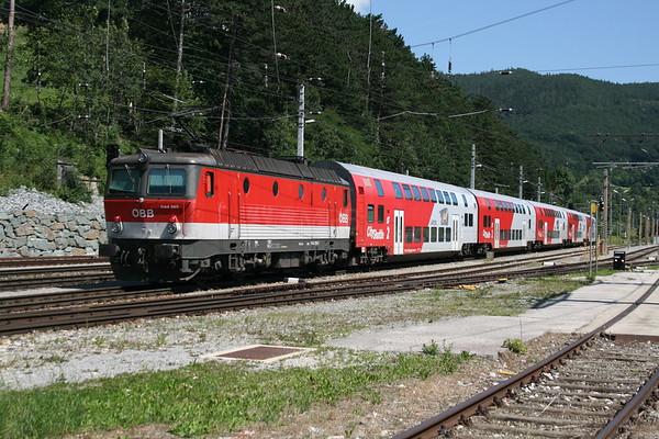 Austria August 2008