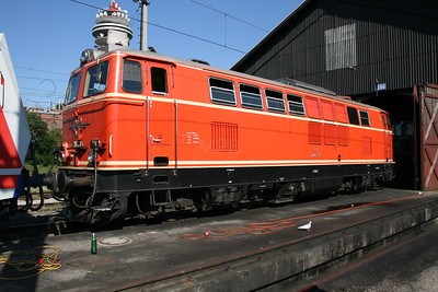 2143 035_a at Vienna Sud (Ost) Depot on 7th August 2008