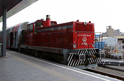 GKB, 1500 1 (92 81 2015 001-8 A-GKB) at Graz Hbf on 10th August 2015