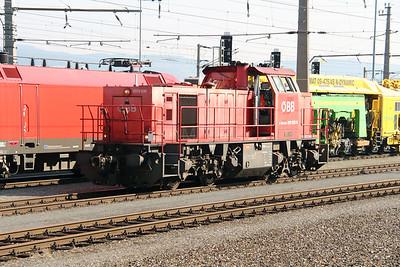 2070 030 (92 81 2070 030-9 A-OBB) at Ybbs a d Donau on 6th August 2015