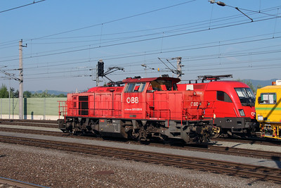 2070030 (92 81 2070 030-9 A-OBB) at Ybbs a d Donau on 6th August 2015
