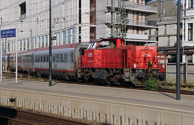 2070 039 (92 81 2070 039-0 A-OBB) at Vienna Westbahnhof on 6th August 2015