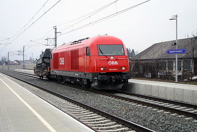 2016 049 at Klagenfurt Annabichl 30th March 2004