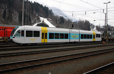 OSE, 560 116 at Schwarzach St Veit 27th March 2004 (1)