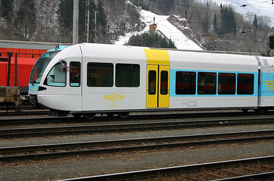 OSE, 560 116 at Schwarzach St Veit 27th March 2004 (2)