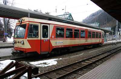 5090 003 at Zell Am See 27th March 2004