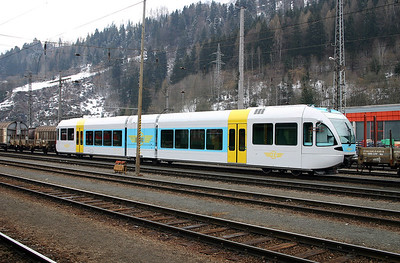 OSE, 560 116 at Schwarzach St Veit 27th March 2004 (3)