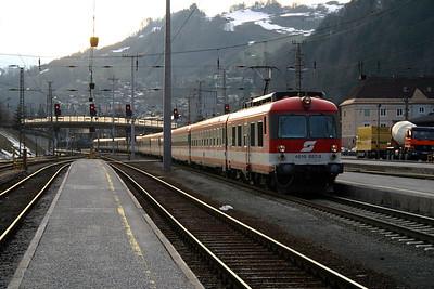 4010 027 at Schwarzach St Veit 27th March 2004