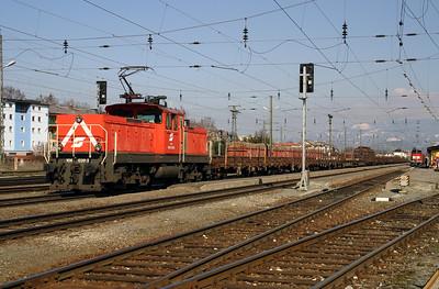 1063 028 at Zeltweg 29th March 2004