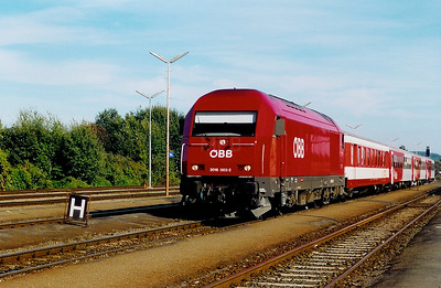2016 003 at Fehring on 2nd October 2003